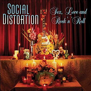 Distortion love n rock roll sex social