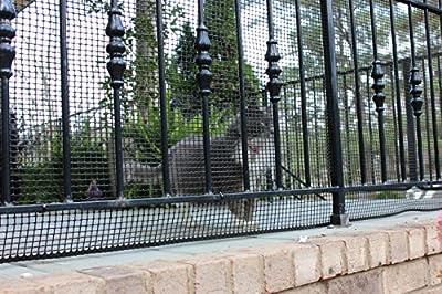 Cardinal Gates Heavy-Duty Outdoor Deck Netting