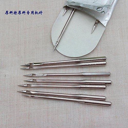 10PCS /PACK/SIZE ORGAN FLAT SHANK 15X1 HAX1 130/705H SIZE 8,11,12,14,16,18,21,22 FOR CHOOSE HOME SEWING MACHINE NEEDLES BROTHER SINGER (SIZE 21)