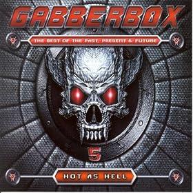 Various - Gabberbox 10 - 60 Crazy Hardcore Traxx!!!