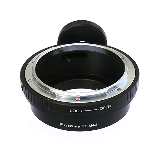 Review RainbowImaging Canon FD lens