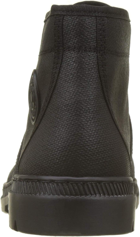 Pataugas Authenti/Te F4d, Bottes & Bottines Rangers Femme Noir Noir 850