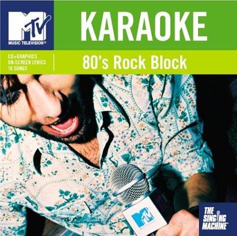 Karaoke: Mtv 80's Rock Block