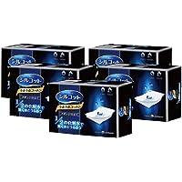 Unicharm Silcot Uruuru Sponge Facial Cotton 40 Sheets 5 Packs