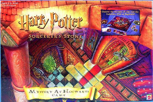 Harry Potter. Das Geheimnis von Hogwarts. Spiel.