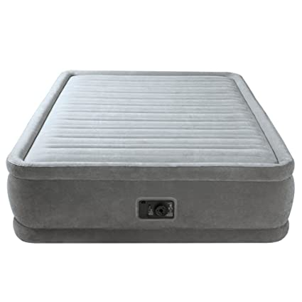Amazon.com: Air Mattress With Pump. This Pure Comfort Raised Queen