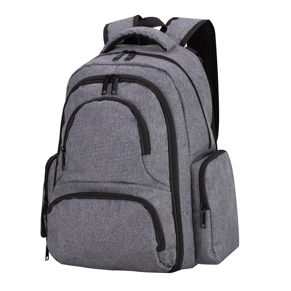 Vbiger Nursing Backpack Multi-purpose Diaper Bag Large-capacity Mummy Backpacks Fashionable Travel Daypack