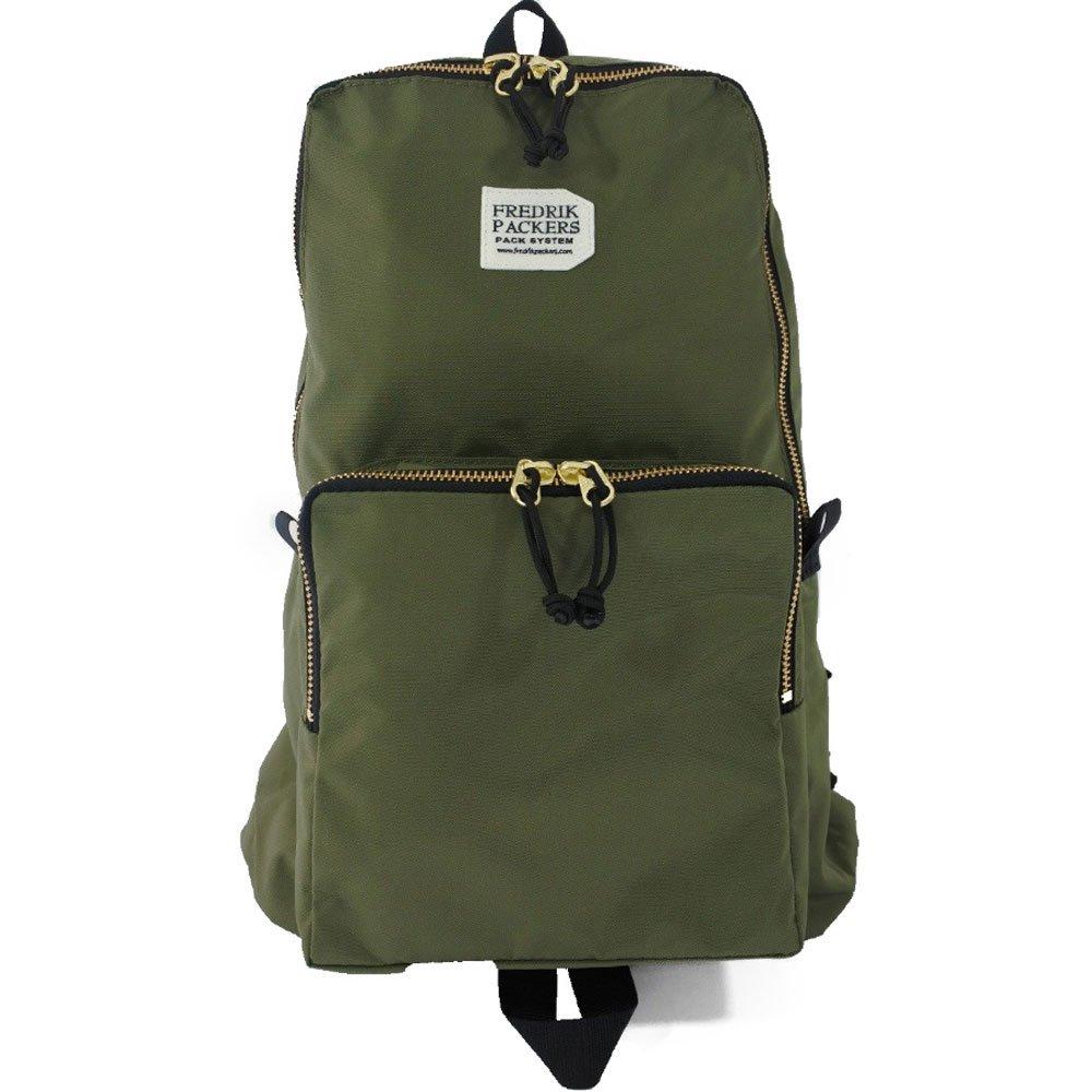 (フレドリックパッカーズ)FREDRIK PACKERS 420D SNUG PACK Sサイズ リュック デイパック バックパック B01M0Y45IP olive olive