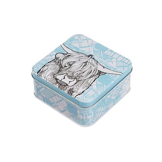 Gillian Kyle, Highland - Caja metálica para almacenar Vacas, Color ...