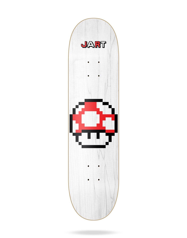 Magic Skateboards Logo Form Deck 22,9/x 83,5/cm Sortiert Farbe