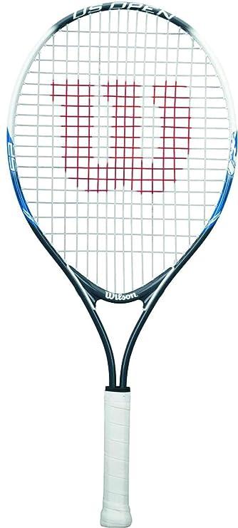 Wilson US Open 25 Junior Tennis Racquet (Blue) Racquets at amazon