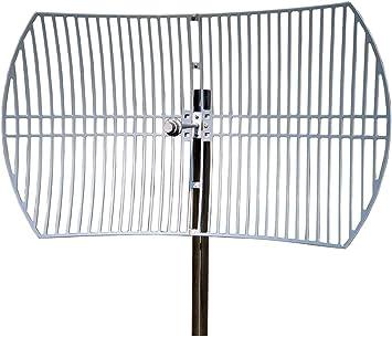 TP-Link TL-ANT5830B - Antena parabólica de Rejilla para Exterior de 30 dBi a 5 GHz