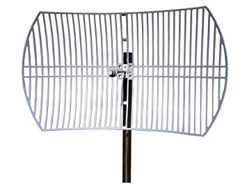 TP Link 5GHz 30dBi Outdoor Directional Grid Parabolic Antenna N Type Female Connector
