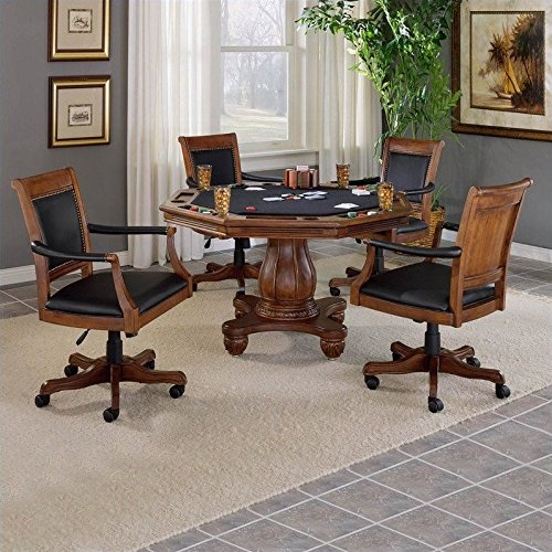 61FW9ayzM2L - Hillsdale-Kingston-Poker-Table-Set