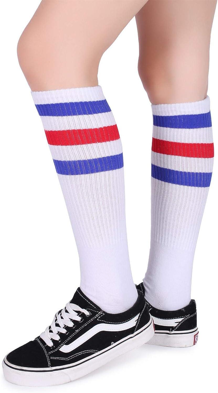 Adulto Al/é Stripe Socks calzetti Unisex