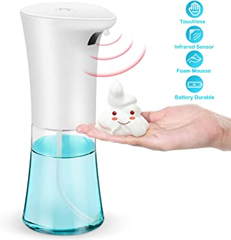 Petechtool Automatic Soap Dispenser