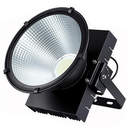 H-XH Foco Proyector LED, grúa de Torre Exterior Lámpara de ...