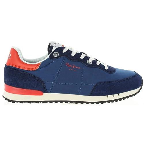 Zapatillas Sneakers Hombre Tinker Basic PEPE JEANS PMS30505 (40 EU)