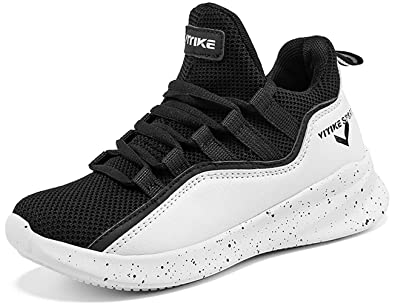 Sneakers Boys High Basketball Shoes Childrens Sports Shoes Breathable Running Shoes Childrens Non-slip Shoes Youth School At Any Cost Boys