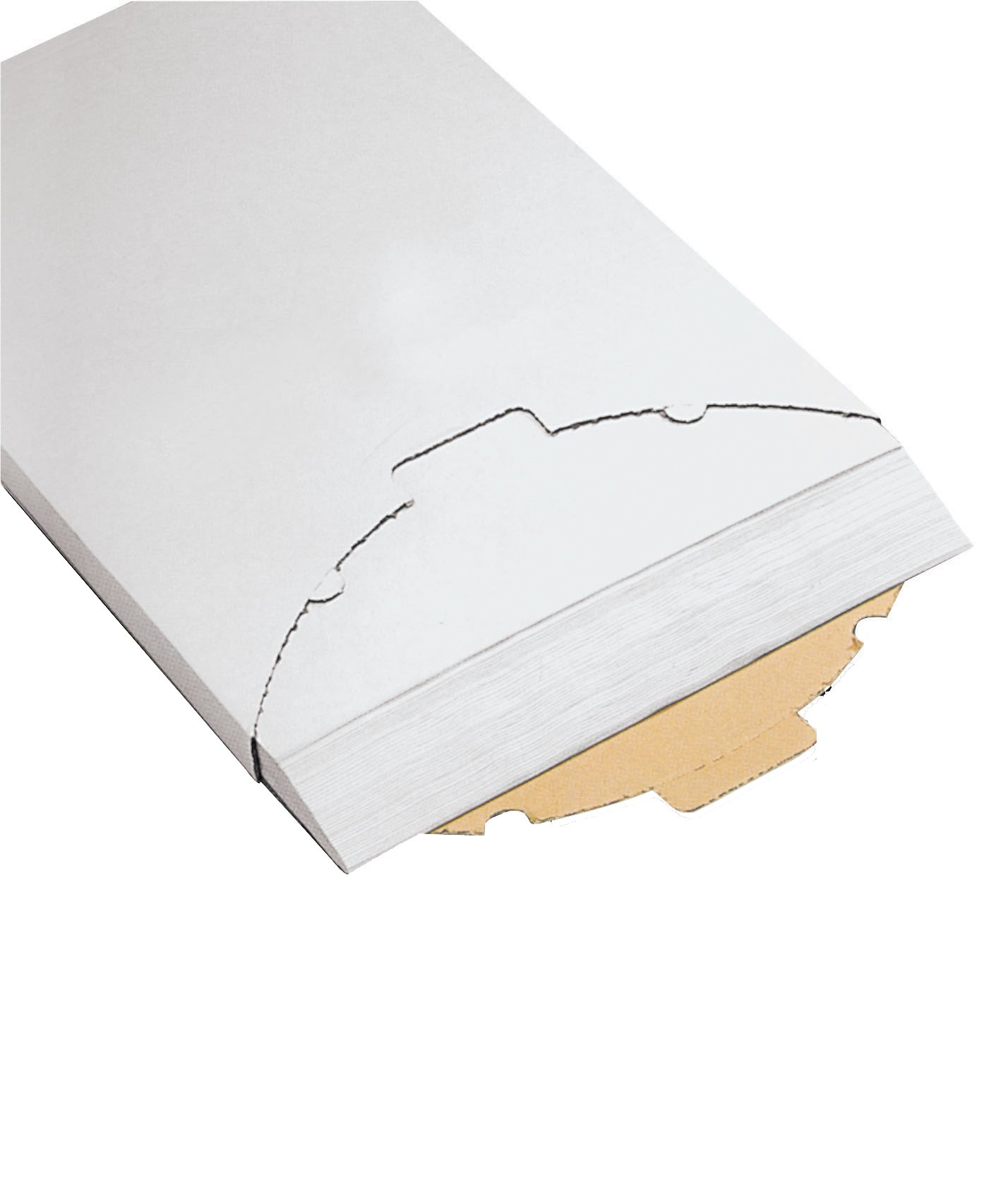 Paderno World Cuisine 12 3/4 Inch by 20 7/8 Inch Sheets of Silicone Coated Parchment Paper, Pack of 500