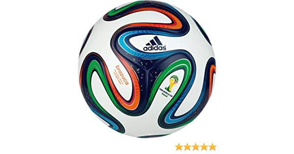 adidas Brazuca Top Replique X-Mas - Balón de fútbol de ...