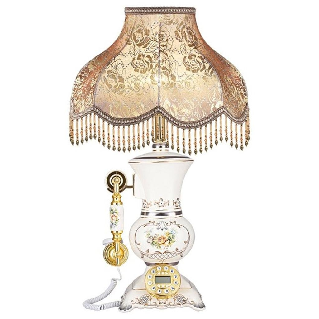 FADACAI Desk Lamp Telephone Living Room Sofa Bedroom Bedside Home Decoration 460 460 770MM
