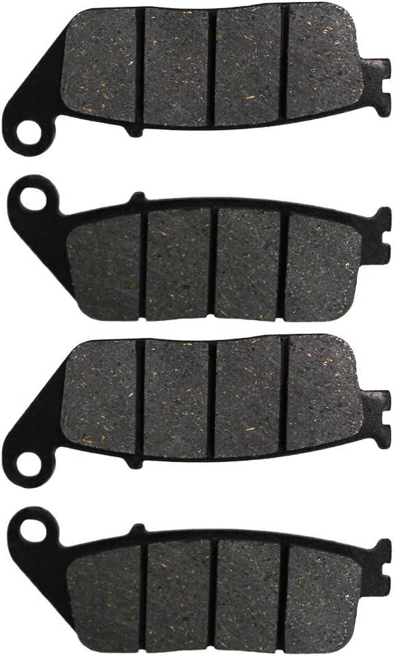 Road Passion Plaquettes de frein avant pour Honda ST1100 Non ABS Model 1996-2002//ST1100 A ABS 1995//ST1100 1991-2002