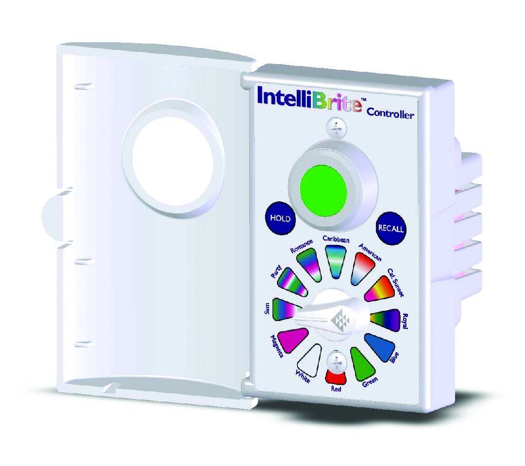 Pentair 600054 IntelliBrite Waterproof Outdoor LED Color Pool And Spa Light Controller