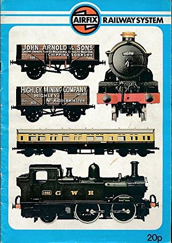 Airfix Railway System Catalogue. 1979