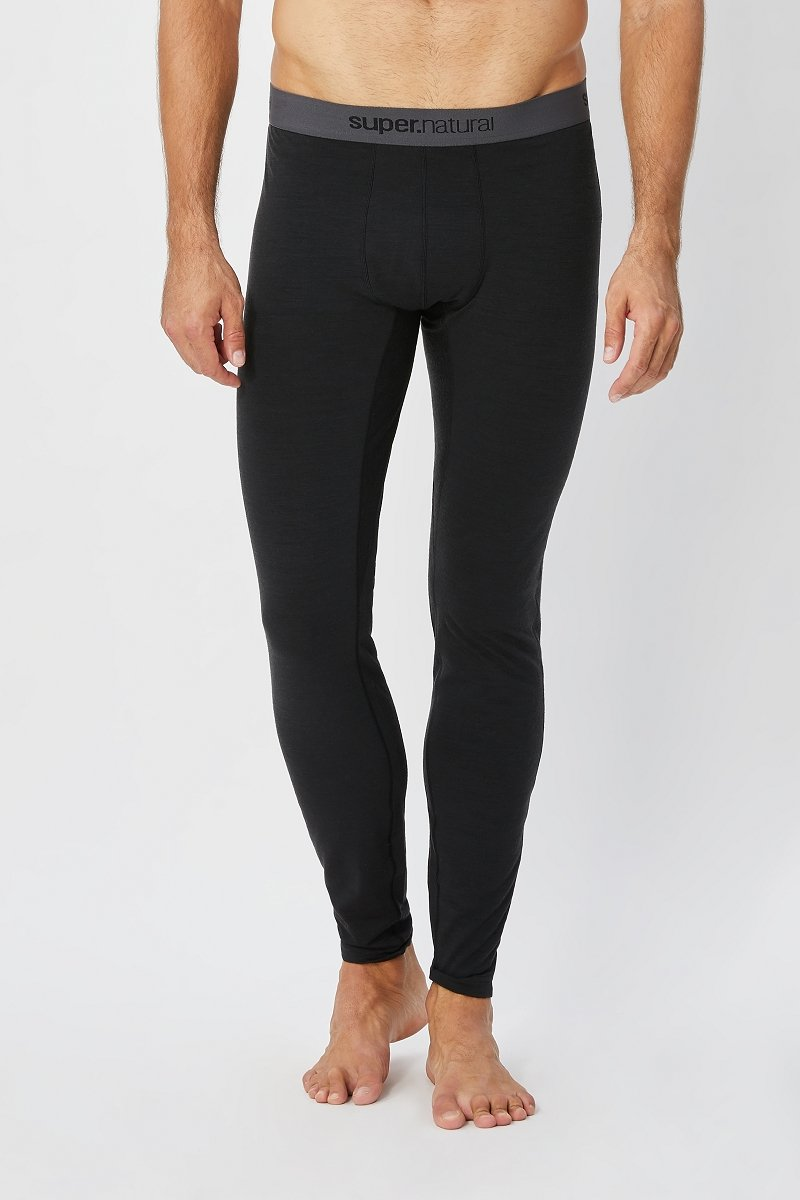 Super.natural Herren M Base Tight 175 Merino