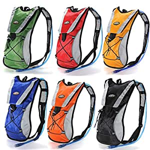 Amazon.com : KINGSO 2L Hydration System Water Bag Pouch