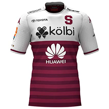 ccf011263 Saprissa - Home Traditional Costa Rica Team Soccer Jersey - 2019 Kappa  Original Men and Youth