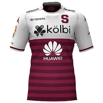 Amazon.com: Saprissa - Camiseta de fútbol tradicional Costa ...