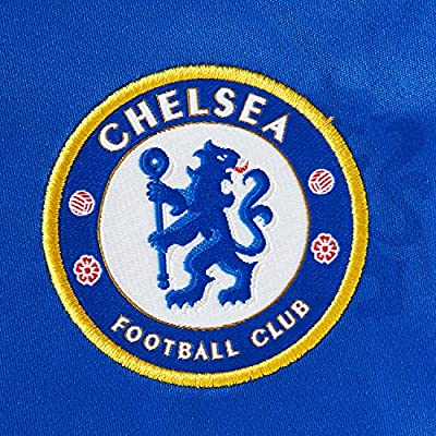 3ad6411f9 Adidas Chelsea FC 2016 17 SS Home Jersey - Adult - Chelsea Blue White -. adidas  2016-2017 Chelsea Home Football Shirt