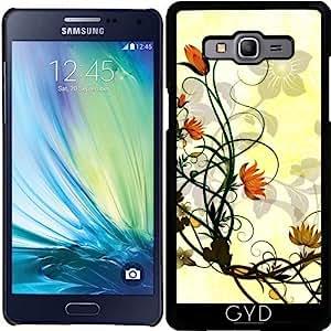 Funda para Samsung Galaxy A5 (SM-A500) - Hermosas Flores by nicky2342