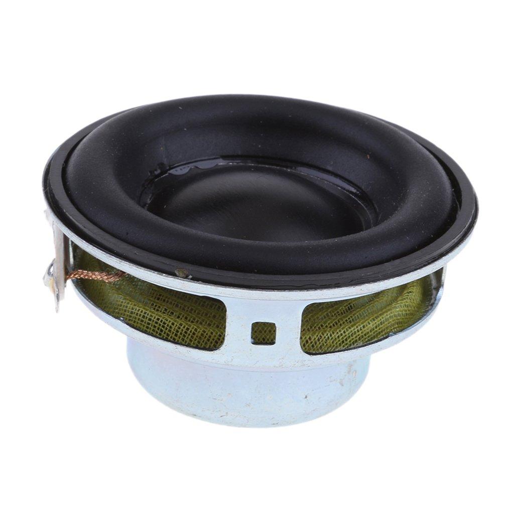 Sharplace Audio Stéréo Haut-parleurFull-Range À Faire Soi-Même Haut-Parleur - 40mm 4ohm 3w