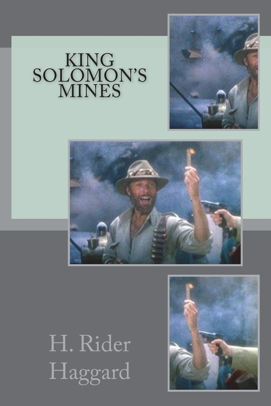 Download King Solomon's Mines ebook