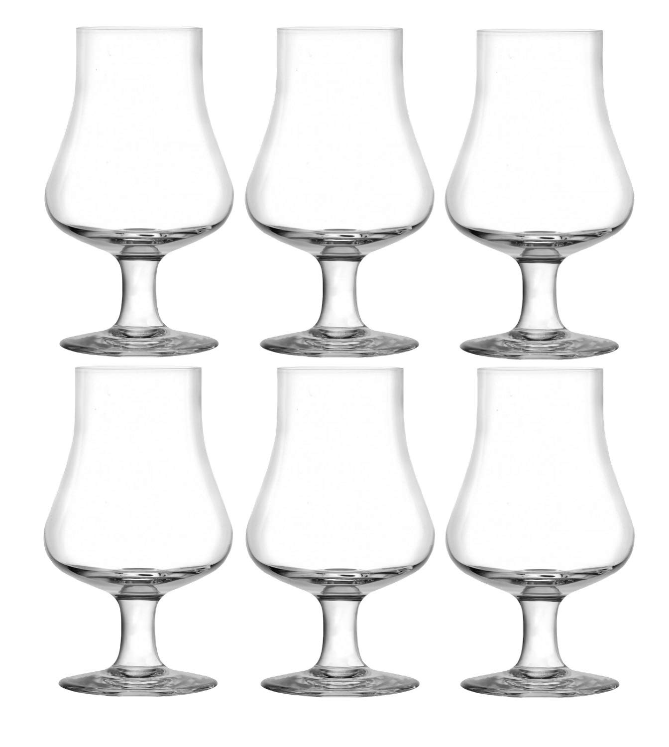 Stolzle Wine, Whisky and Beer Tasting and Nosing Glass Short Stem 6.75oz (1) Stolze