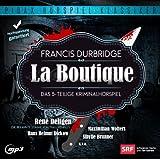Francis Durbridge: La Boutique - Das komplette 5-teilige Kriminalhörspiel (Pidax Hörspiel-Klassiker)