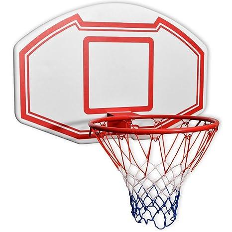 9230e1acbb65 Festnight Set Canestro a Muro da Basket