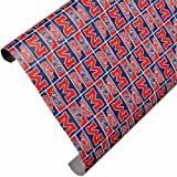 Ole Miss Team Wrapping Paper
