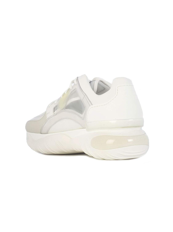c9838b041495 Fendi Homme 7E1189a3yhf13to Blanc Cuir Baskets  Amazon.fr  Chaussures et  Sacs