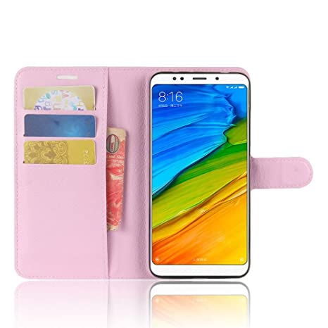 Amazon.com: disland Xiaomi Redmi Note 5 funda [Billetera ...