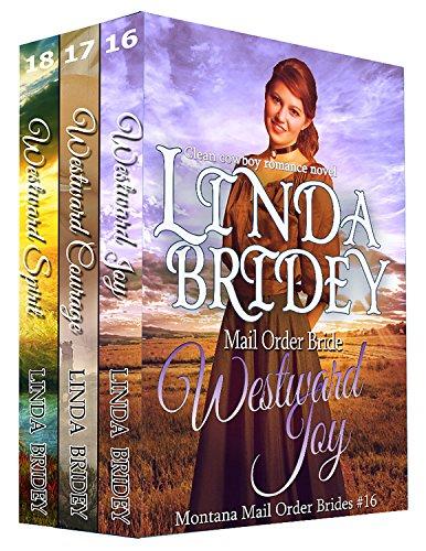 (Montana Mail Order Bride Box Set (Westward Series) Books 16 - 18: Historical Cowboy Western Mail Order Bride Collection (Westward Box Sets Book 6))