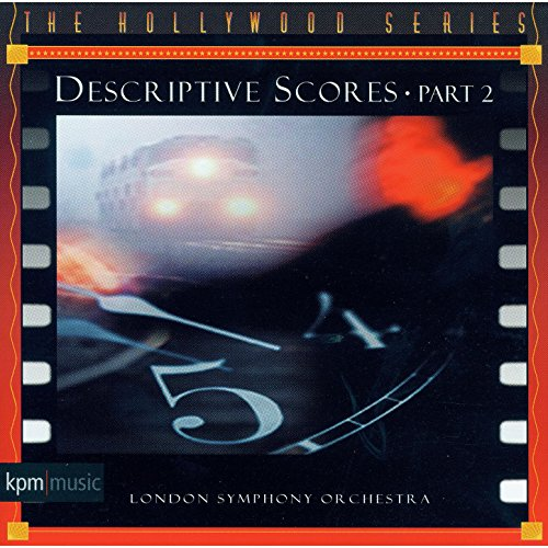 Series Score Parts (The Hollywood Series - Descriptive Scores Part Two)