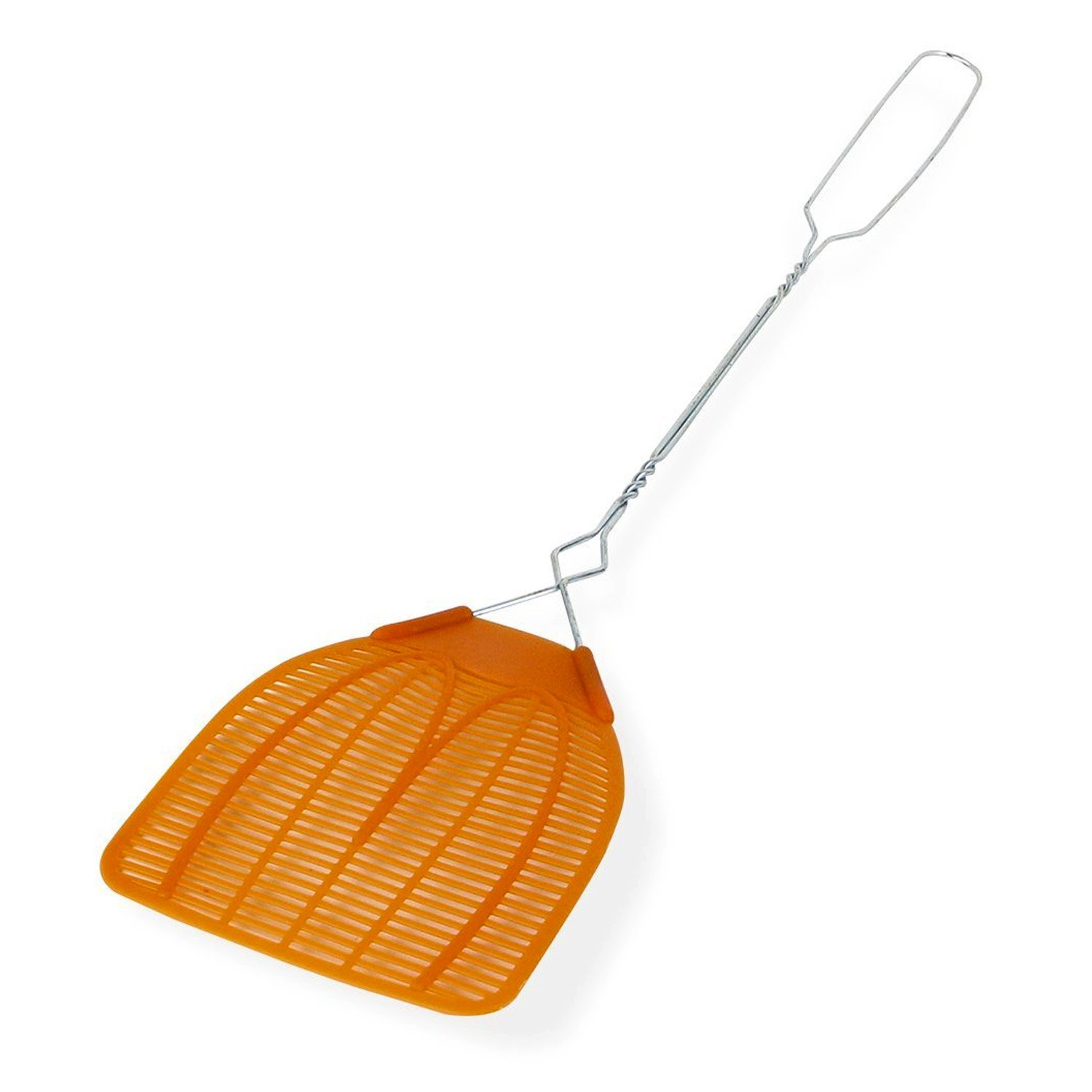BugKwikZap 2PK - Metal Handle Hand Fly Swatters