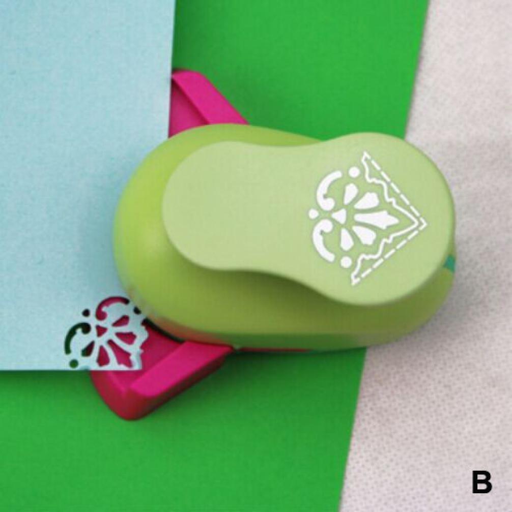 DIY Corner Paper Printing Shaper Embossing Device Punch Baby Handmade Gift H