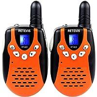 Retevis RT-602 Kids 2-Way Rechargeable 22 Channel Walkie Talkies