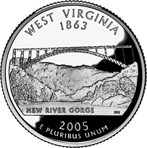 2005 D Bankroll of West Virginia Statehood Uncirculated