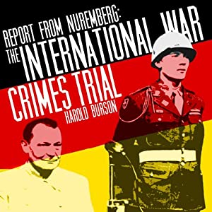 Report from Nuremberg Audiobook